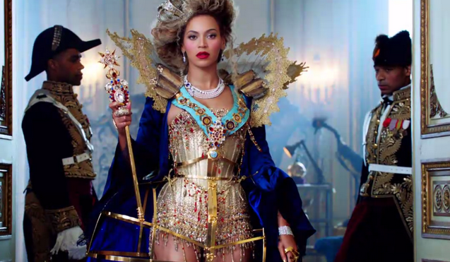 Fashion Geek of the Week: Beyonce Is A Cosplaya