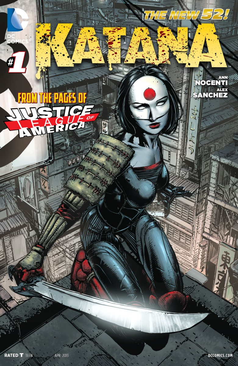 A New Old Outsider: Katana returns