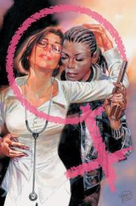 Cover of Dr. Mann and Agent 355
