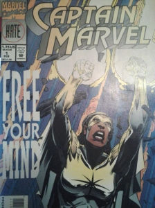 Captain Marvel Vol.2 #2 (1994)