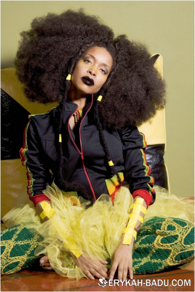 Fashion Geeks, Music Freaks: Erykah Badu & Janelle Monae are Q.U.E.E.Ns of Style