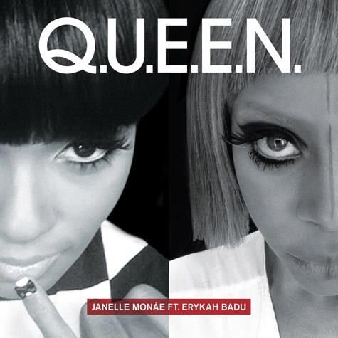 Sci-Fi Funk!: Janelle Monae & Erykah Badu's Q.U.E.E.N music video is out!