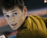 Pavel Chekov (actor Anton Yelchin)