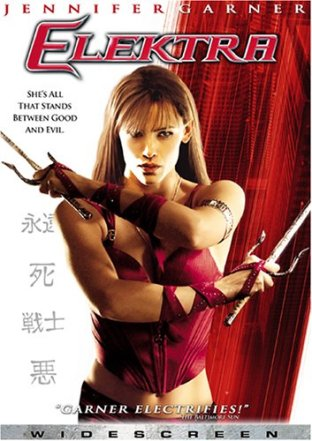 Jennifer Garner as Elektra