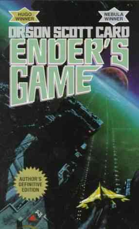 In the book Ender's Game, Major Anderson was a white male