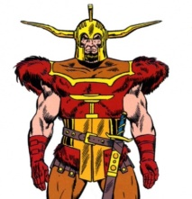 Heimdall in the comics