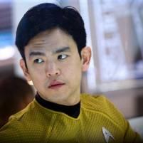 HIkaru Sulu (actor John Cho)