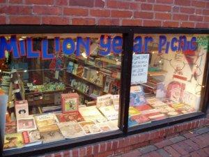 Million Year Picnic in Cambridge, MA