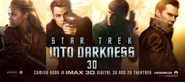 Star Trek: Into Darkness — Tons of Fun But Short-Winded