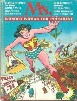 wonderwoman pres