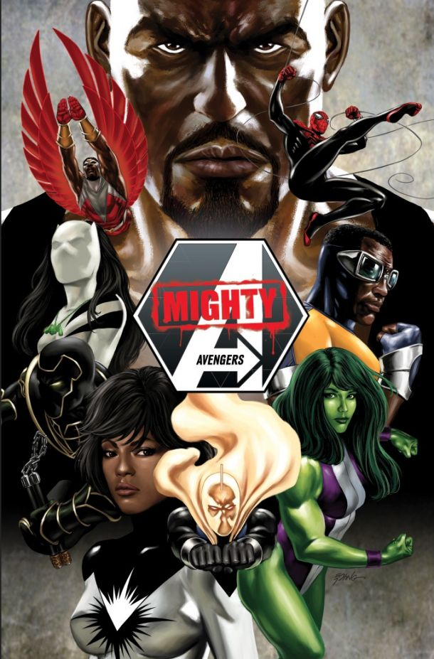 Meet the Mighty Avengers: A Who's Who For the New Diverse SuperTeam