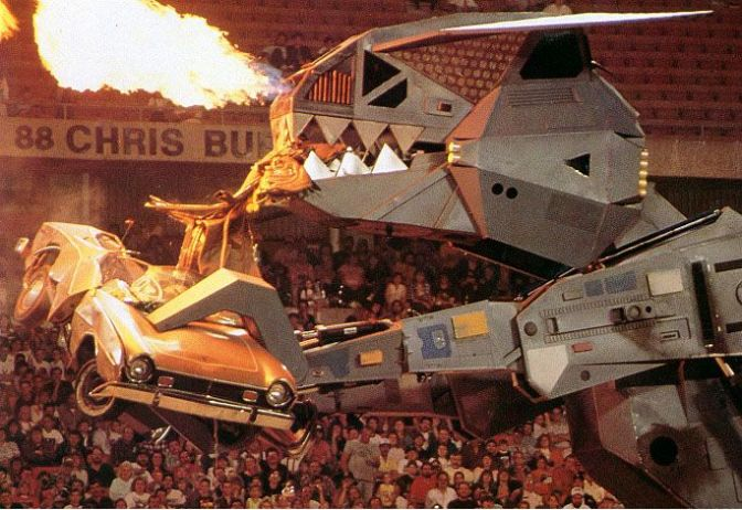 Pacific Rim, A Sci-Fi Monster Truck Rally