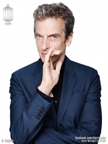 Returning to Doctor Who's Old White Guy Roots: Peter Capaldi is the 12th Doctor