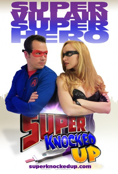 "When Superheroes Get Knocked Up: A Q&A with the Creator of Hot New Web Series ""Super Knocked Up,"""