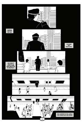 """from """"The Pushman"""" by Neil Gibson & Jan Wijngard"""