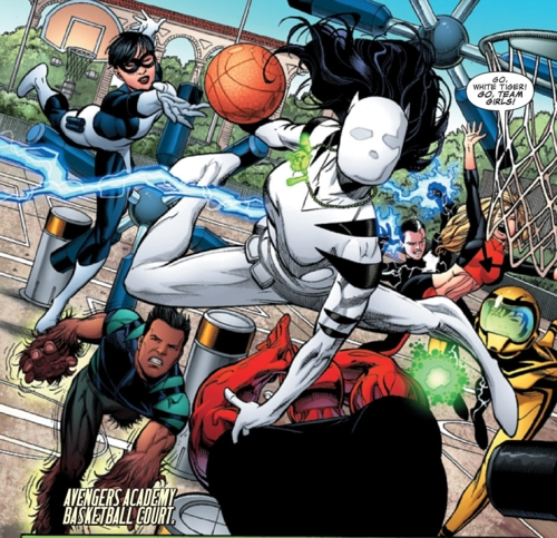Latino Heritage Month Spotlight on White Tiger! — 1st Puerto Rican Superhero & His Dope SuperLegacy