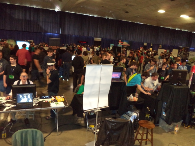Boston Festival of Indie Games: Highlights