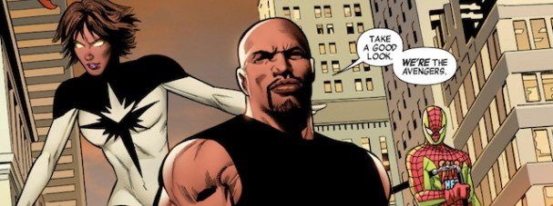Review: Mighty Avengers #1 — Luke Cage & Monica Rambeau Shine As Leaders Again