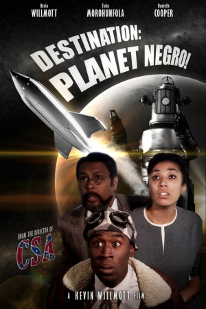 Destination: Planet Negro! – A Black Sci-Fi, Time-Traveling, Space Adventure! [Friday Find]