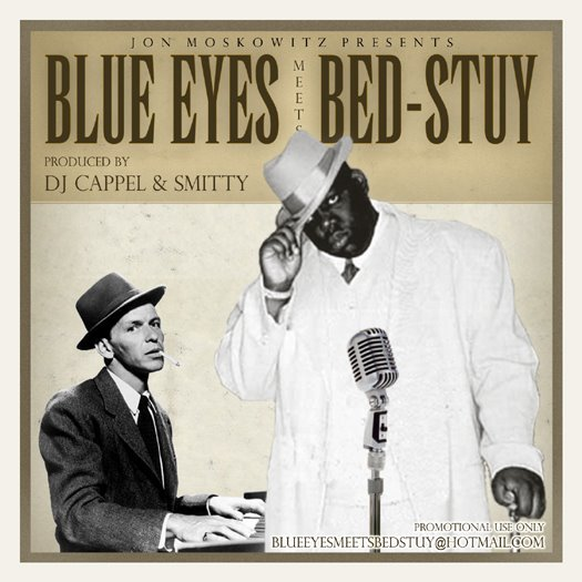Throwback Thursday: Blue Eyes Meets Bed Stuy — Sinatra & Biggie  Get Mashed