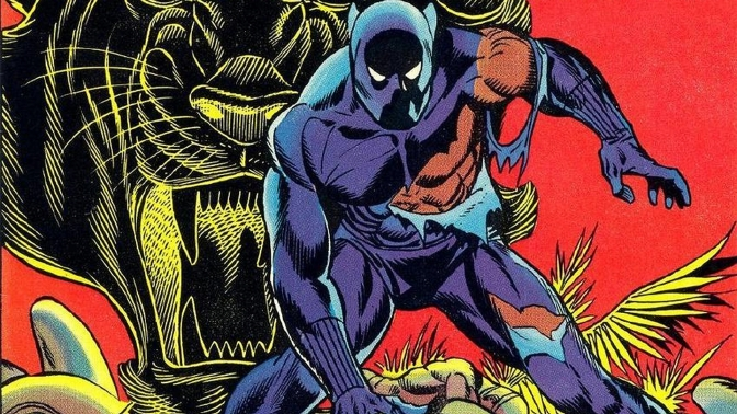 Black Panther: The First Mainstream Black Superhero #GeekyBlackHistoryMonth