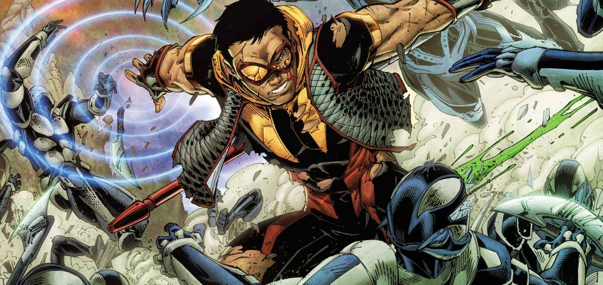 The Evolution of Vibe: The First Popular Caribbean American Superhero