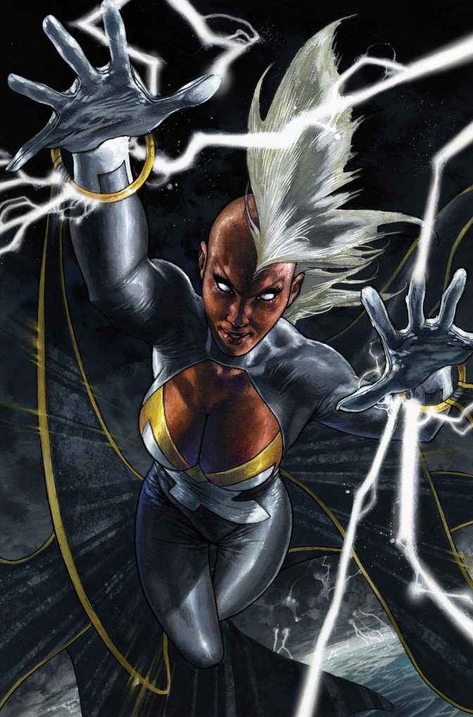 6 Really Good Reasons You Should Buy The New 'Storm' Comic