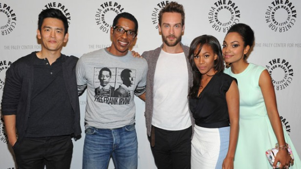 Seriously, *look* at the cast! Photo Credit: Kevin Parry for Paley Center for Media